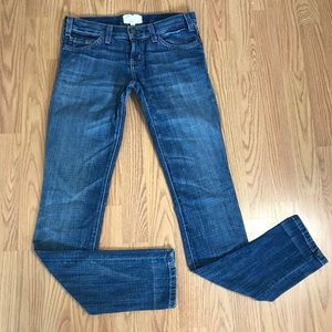 Current Elliott The Skinny Jean size 24